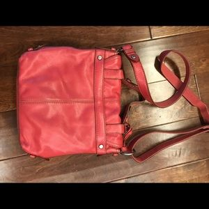 Fossil Bags - Leather cross body purse